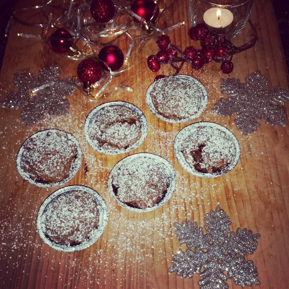 TheNakedBlondie Christmas MincePies ❄ (1/3)