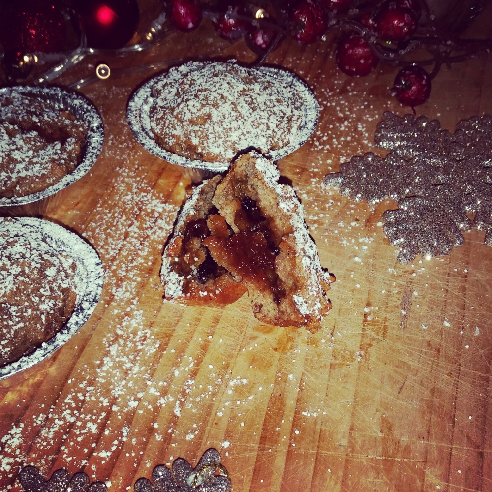 TheNakedBlondie Christmas MincePies ❄ (2/3)